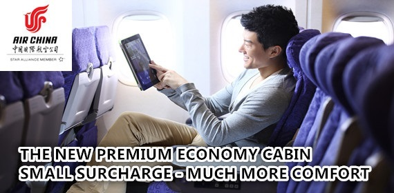 Air China - Premium Economy Class