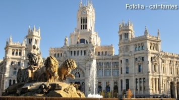 Plaza de Cibeles | Madrid