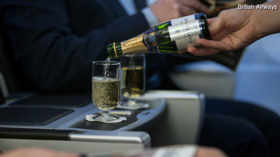 British Airways' Club Europe