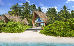 The St. Regis Maldives Vommuli Resort, Dhaalu Atoll, Malediven